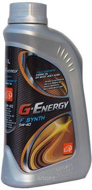 Фото G-Energy F-Synth 5W-40 SM/CF 1л