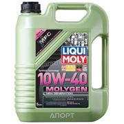 Фото Liqui Moly Molygen New Generation 10W-40 5л (9061)