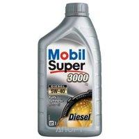 Фото MOBIL Super 3000 Diesel 5W-40 1л