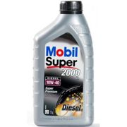 Фото MOBIL Super 2000 X1 Diesel 10W-40 1л