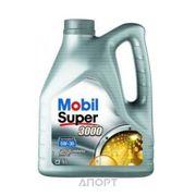 Фото MOBIL Super 3000 X1 Formula FE 5W-30 4л