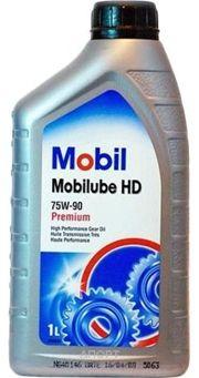 Фото MOBIL Mobilube SYN LS 75W-90 1л