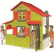 Фото SMOBY Двухэтажный домик (320021)