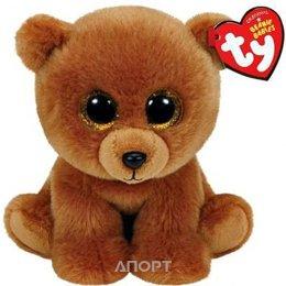 TY Beanie Babies Медвежонок Brownie 15 см (42109)