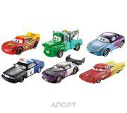 Фото Mattel Машинка серии Измени цвет из м/ф «Тачки» (CKD15)