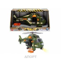 Dickie Toys Военный геликоптер Воздушные силы (3308363)