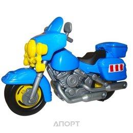 ПОЛЕСЬЕ Мотоцикл полицейский Харлей (8947)