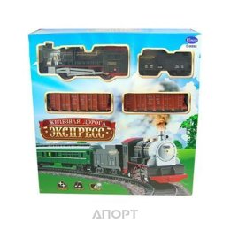 ABTOYS Железная дорога Экспресс C-00068 (A36-25)
