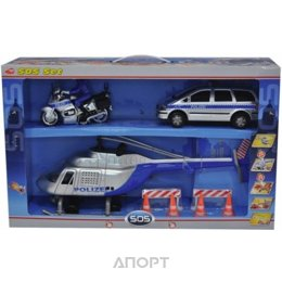 Dickie Toys Спасательный набор (3313323)