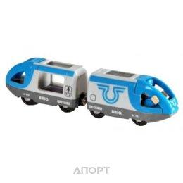 Brio Поезд-экспресс с машинистом (33506)