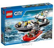 Фото LEGO City Police 60129 Полицейский патрульный катер