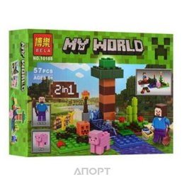 Bela Minecraft (10188)