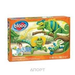 Bloco Wildlife Lizards&Camaleon 30231