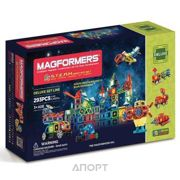 Фото Magformers Steam Master set 60506