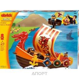 SMOBY Ecoiffier 3169 Корабль викингов