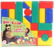 Фото Маша и Медведь Давай строить 6036