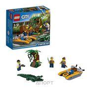 Фото LEGO City 60157 Набор «Джунгли» для начинающих