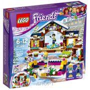 Фото LEGO Friends 41322 Горнолыжный курорт каток