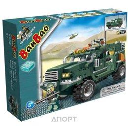 BanBao Военная техника 8252 Военный Хаммер