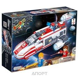 BanBao Космос 6407 Космический летательный аппарат, 252 детали
