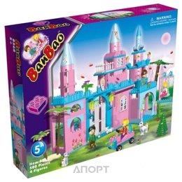 BanBao Мир фантазий 8362 Семейный замок