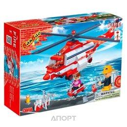 BanBao Пожарные 8315 Спасательный вертолет