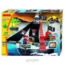 Ecoiffier Abrick Themed sets 3130 Пиратский корабль
