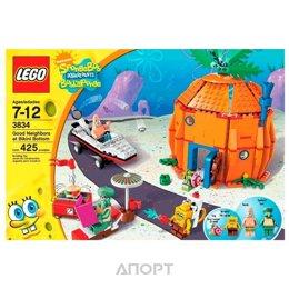 LEGO SpongeBob 3834 Хорошая компания в Бикини Боттом