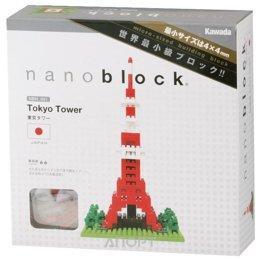 Nanoblock Sights to See NBH-001 Телебашня Токио