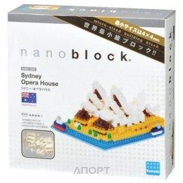 Nanoblock Sights to See NBH-052 Сиднейский оперный театр