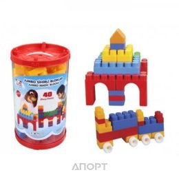 PILSAN Magic Blocks 03-216 40 деталей