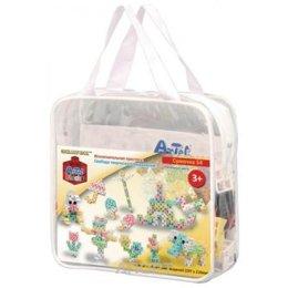 Знаток ArTeC Bloks Сумочка 54 (пастельные цвета) 15-2210