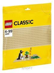 Фото LEGO Classic 10699 Строительная пластина песочного цвета
