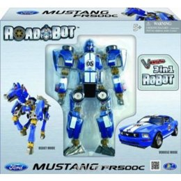 Happy Well 1:24 V-Create Construction Set 3in1 54050 Ford Mustang FR500C