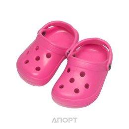 GOTZ Аксессуары для кукол сандалии-мыльницы, розовые (3401694)