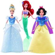 Фото Mattel Принцесса Легендарная классика (BDJ26)