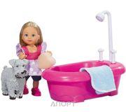 Фото Simba Еви и набор для купания песика (5733094)
