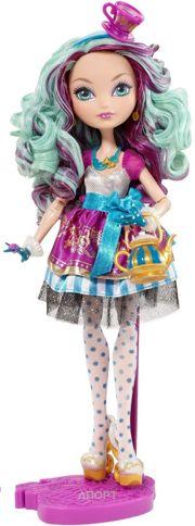 Фото Mattel Monster High Мэделин Хаттер Сказочные Бунтари (BBD43)