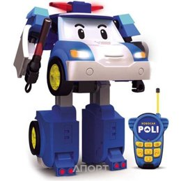 Silverlit Робот-трансформер Поли на р/у (83185)