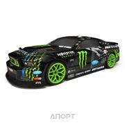 Фото HPI Racing Monster Energy/NITTO Mustang 1:10 дрифт (HPI111664)