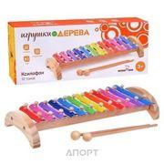 Фото Мир деревянных игрушек Ксилофон (12 тонов) (Д030)