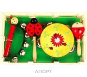Фото Мир деревянных игрушек Музыкальный набор №1 (Д093)