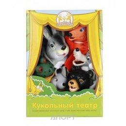 Жирафики Кукольный Театр Теремок (6 кукол) (68316)