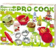 Фото Ecoiffier Набор Pro-Cook для выпечки (2617)