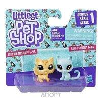 Фото Hasbro Littlest Pet Shop Набор два Пета в ассортименте (B9389)