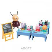 Фото Peppa Pig Игровой набор Идем в школу (20827)