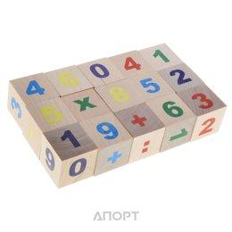 Alatoys Кубики Цифры (КБЦ1500)
