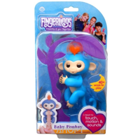 Фото Wow Wee Обезьянка Fingerlings (W3700)