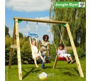 Фото Jungle Gym Игровой комплекс Jungle Swing 401_600