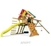 Фото Rainbow Play Systems American Castle Package II RYB